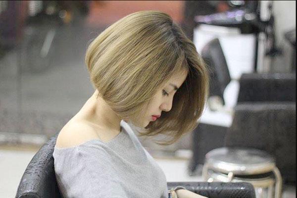 Kiểu tóc ngắn cho cô nàng cá tính