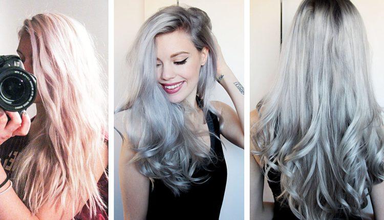 Màu xám ánh bạc là một màu cực kỳ cá tính và lạ