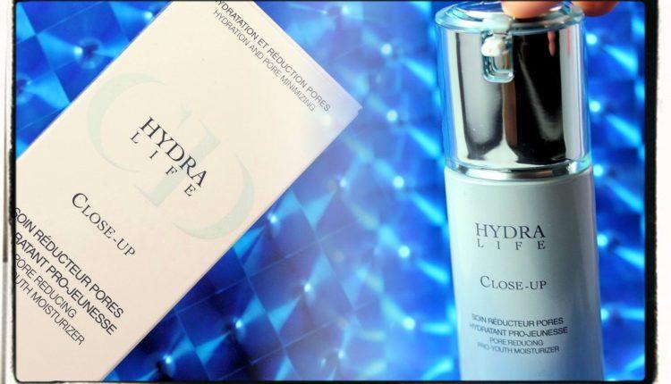 Kem dưỡng trắng da mặt Hydra Life Close-up Pore Reducing Moisturiser của Dior