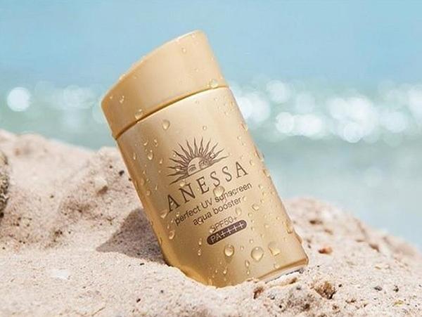 Kem chống nắng Anessa Perfect UV Sunscreen Aqua Booster SPF 50+/ PA++++