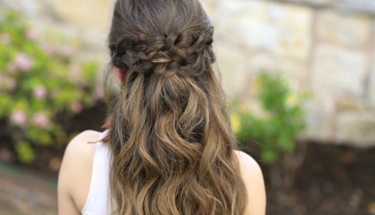 Kiểu tết tóc đẹp cho mùa hè