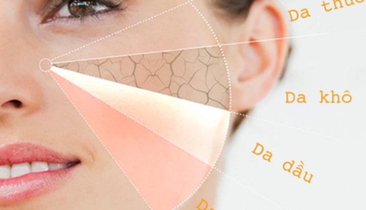 Cách phân biệt các loại da