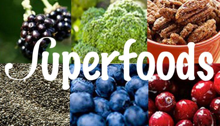 Thực phẩm giàu dinh dưỡng Super Foods