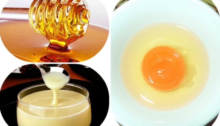 Tăng kích thước vòng 1 bằng trứng gà kết hợp mật ong và sữa đặc