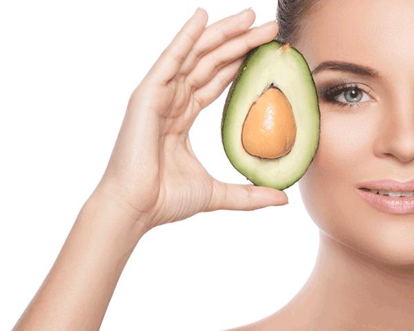 Lợi ích đối với da mặt từ mặt nạ quả bơ