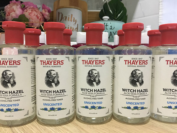 Nước Thayers Witch Hazel Toner