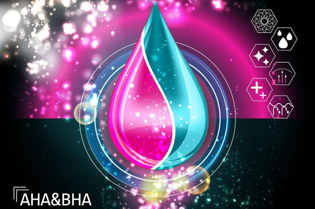 AHA và BHA là gì? Công dụng và cách dùng