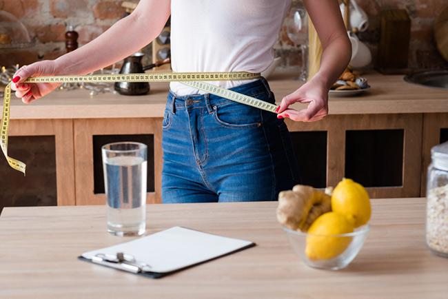 Chanh là loại hoa quả giảm cân, giảm béo bụng cấp tốc