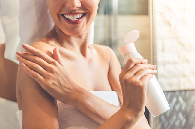 Lotion Skin Care