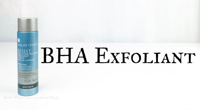 Sản phẩm chứa BHA