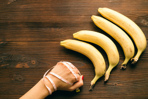 Phương pháp ăn chuối giảm cân 4-5kg của người Nhật trong 2 tuần