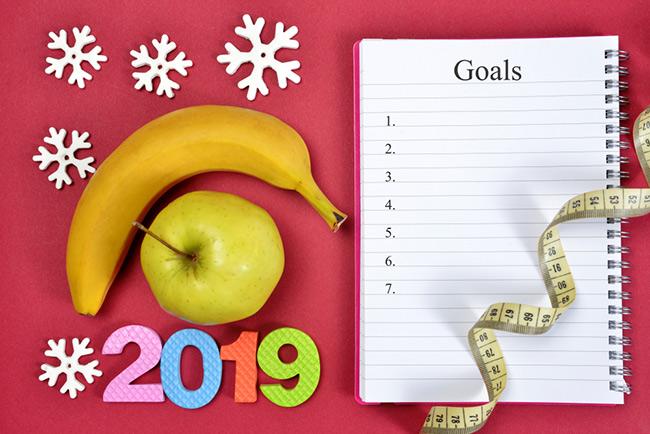 Kế hoạch giảm cân 2019 bằng chuối