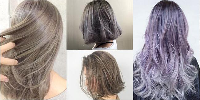 Tuyển tập những màu tóc đẹp dành cho cô nàng Á Đông