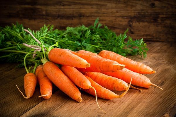 Cà rốt có thể chế biến thành nhiều món ngon phục vụ quá trình giảm cân của bạn