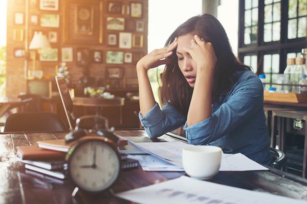 Loại bỏ áp lực, stress là một trong những cách ngăn ngừa lão hóa hiệu quả