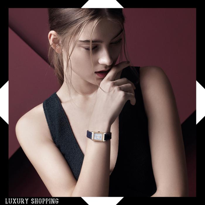 Đồng hồ nữ phong cách cổ điển quý phái