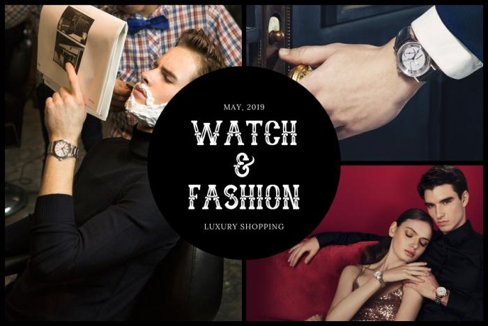 Những phong cách đồng hồ thời trang mà bạn nên biết