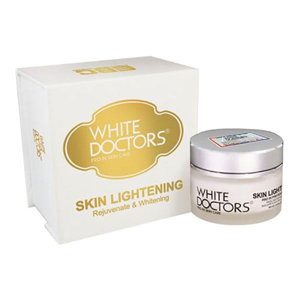 Kem dưỡng ẩm trắng da White Doctors