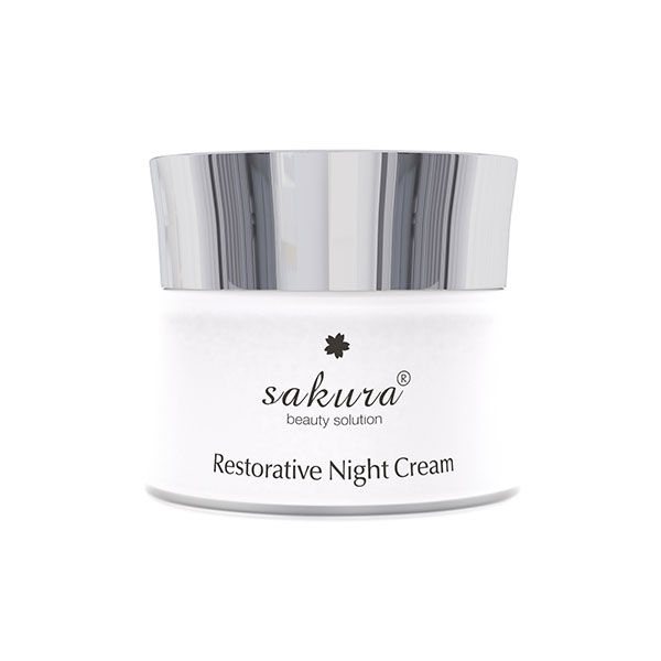 Kem dưỡng phục hồi da ban đêm Sakura Sestorative Night Cream