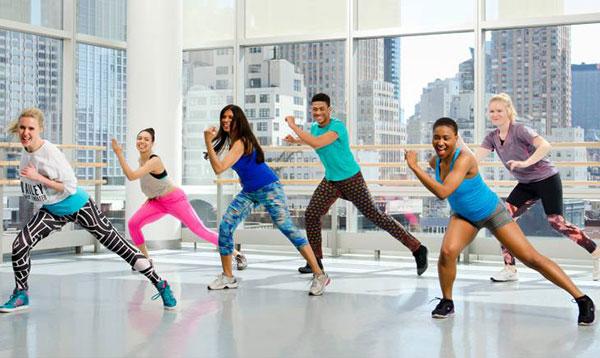 Tập Dance dành cho mẹ sau sinh