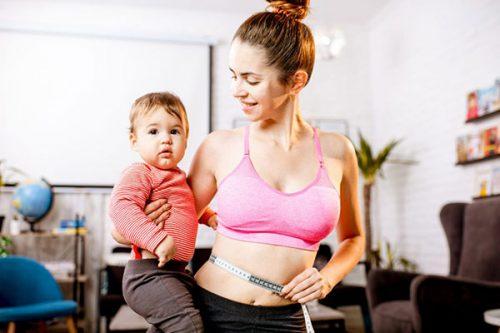 6 phương pháp giảm cân sau sinh có tỉ lệ thành công 99%