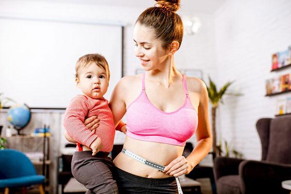 Phương pháp giảm cân sau sinh hiệu quả cho các mẹ