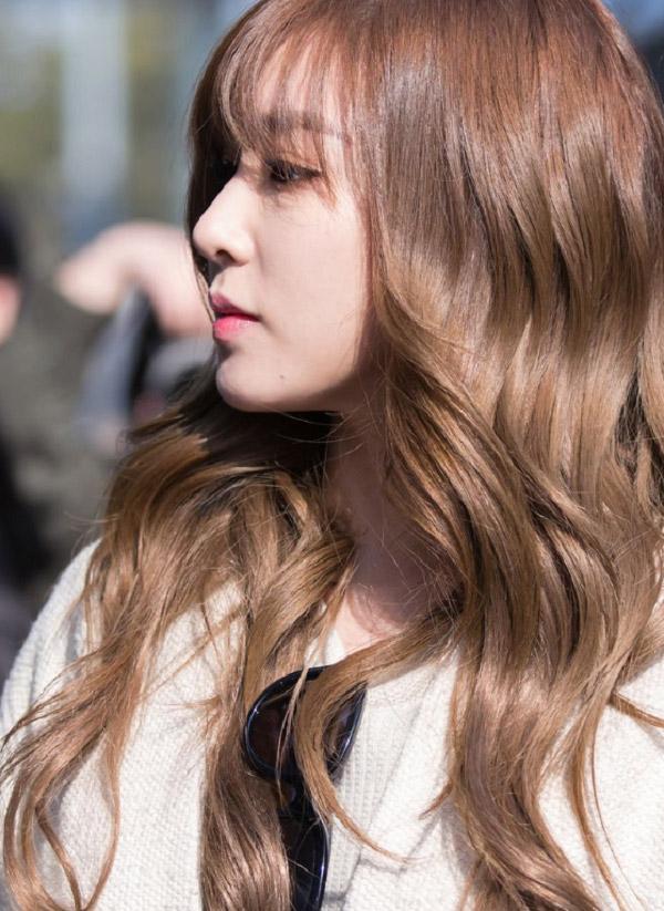 Màu tóc này phù hợp với tóc dài