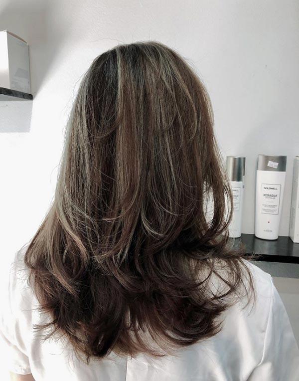 Mẫu tóc số 12