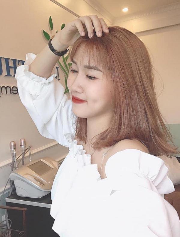Mẫu tóc số 8
