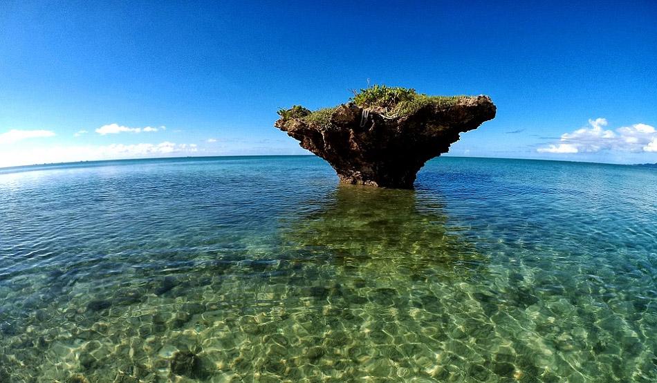 Hình ảnh đẹp về hòn đảo độc đáo