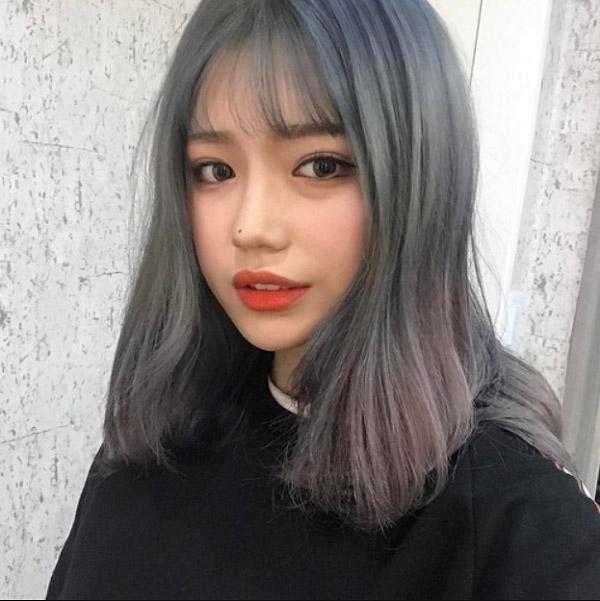 Màu tóc số 8