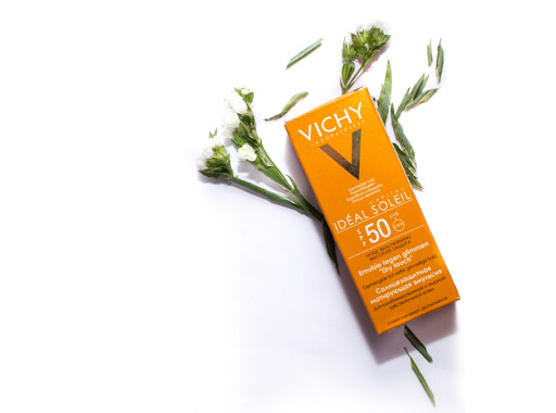Vichy Ideal Soleil Dry Touch SPF50/ UVA + UVB/ 50ml