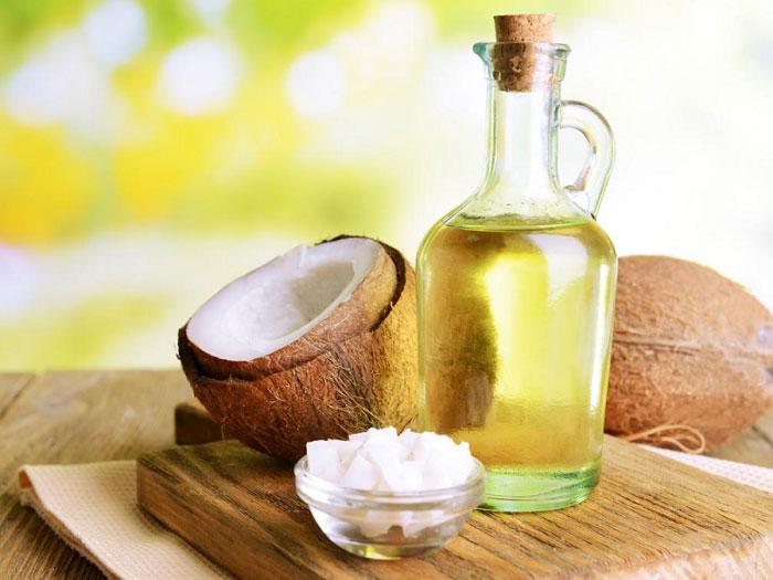 Dầu dừa có thể dùng làm mặt nạ dưỡng da mặt nạ