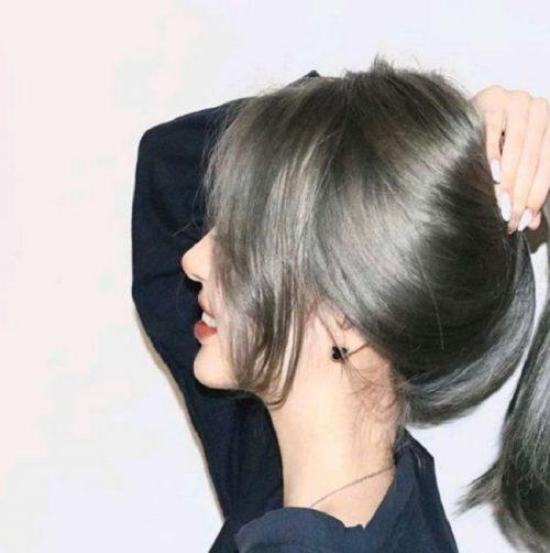Nhuộm tóc màu khói – Xu hướng tóc được ưa chuộng và đang lên ngôi hiện nay