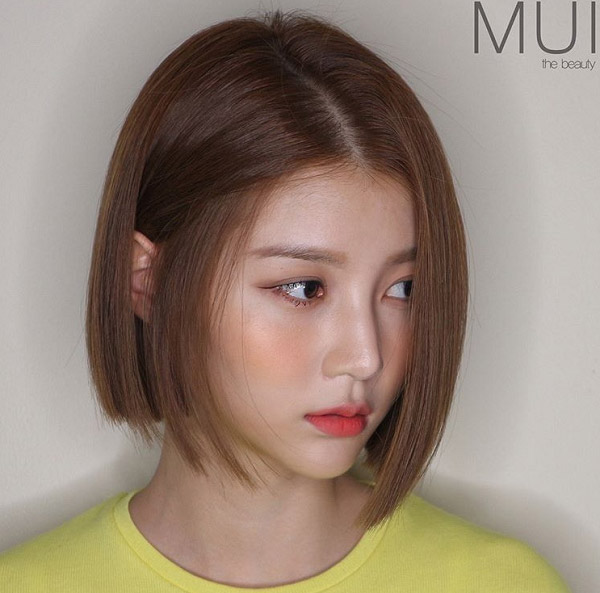 Kiểu tóc dành cho cô nàng cực kỳ cá tính