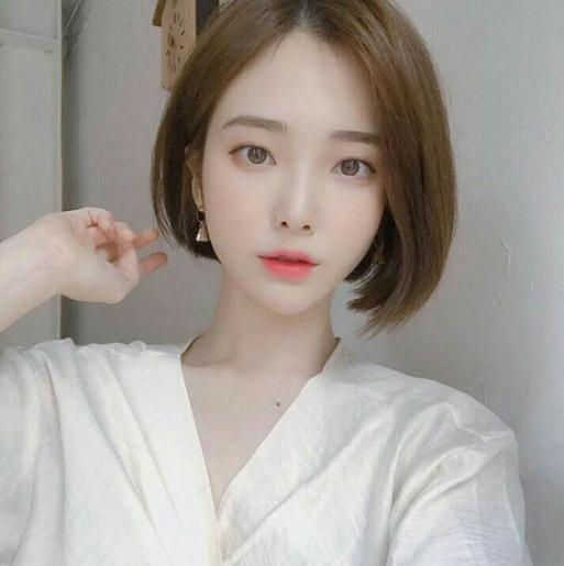 Tóc ngắn cụp Hàn Quốc